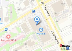 Компания «Матрас.ру » на карте