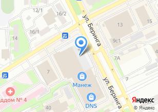 Компания «Су энд Ши» на карте