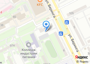 Компания «БАРин» на карте