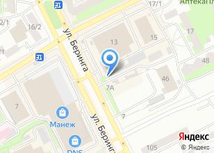 Компания «АбсолютПринт» на карте