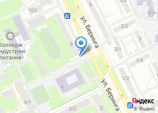 Компания «9 Бит» на карте