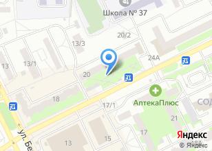 Компания «Лиг» на карте