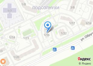 Компания «SotMaster» на карте