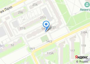 Компания «Флитлик» на карте
