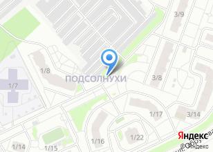 Компания «Мигом» на карте