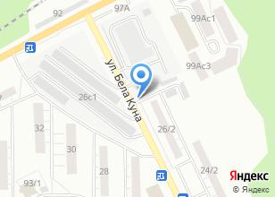 Компания «Инжектор-сервис» на карте