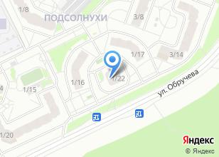 Компания «Скади» на карте
