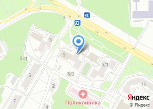 Компания «Кафе Дома учёных Академгородка» на карте