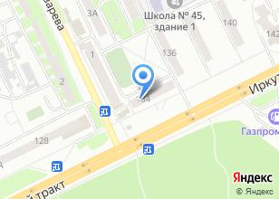 Компания «Социальная похоронная служба» на карте