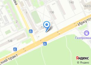 Компания «Вспышка» на карте