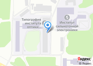 Компания «Академия-сервис» на карте