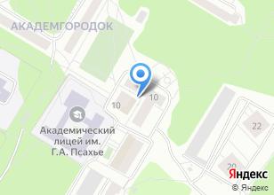 Компания «Фьюжн-ГрадЪ» на карте