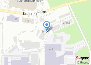 Компания «АрмСиб» на карте