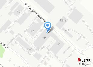 Компания «Вертекс торгово-производственная компания» на карте