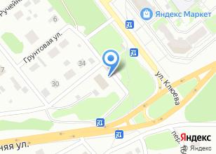 Компания «Кухни MESTO» на карте