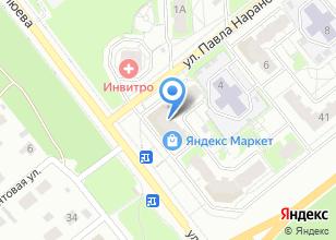 Компания «Весёлая расческа» на карте