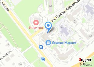 Компания «Monaco» на карте