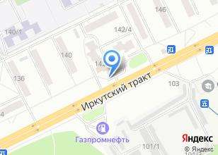 Компания «ПРОФИ ЭлектроМаркет» на карте