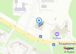Компания «Пирс-боулинг» на карте