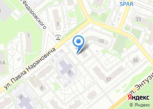 Компания «Fotoland» на карте