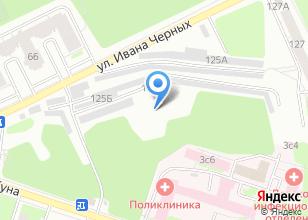 Компания «Мегалит» на карте