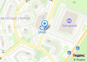 Компания «e`llipse» на карте