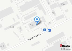 Компания «Томский камаз-70» на карте
