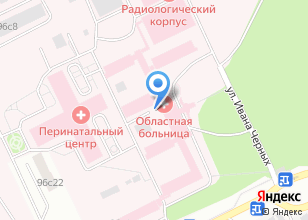 Компания «НИИ микрохирургии» на карте