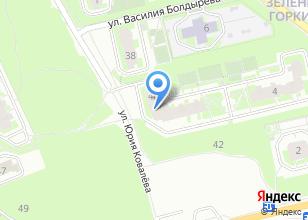 Компания «БЕРИСУШИ» на карте