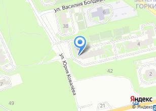 Компания «Dental Art» на карте
