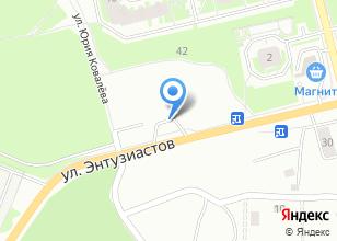 Компания «АЗС Век» на карте
