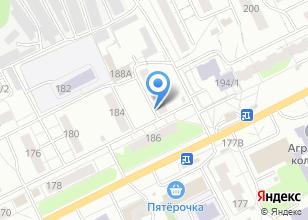Компания «Открытая сменная общеобразовательная школа №5» на карте