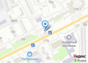 Компания «Детская школа искусств №3» на карте