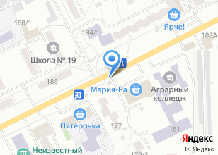 Компания «AQUAFresh» на карте