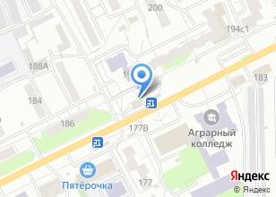 Компания «АКВАфреш» на карте