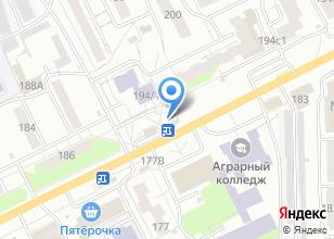 Компания «Смайк» на карте