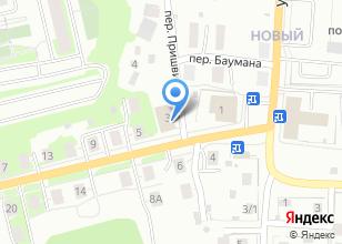 Компания «Баня №9» на карте