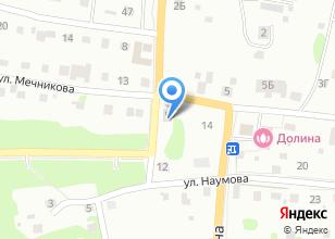 Компания «АвтоПульс» на карте
