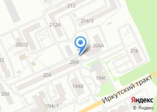 Компания «СЭНСЭЙ» на карте