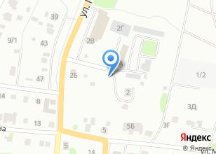 Компания «АБР-Авто» на карте