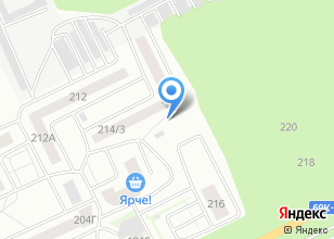 Компания «Венера-2» на карте