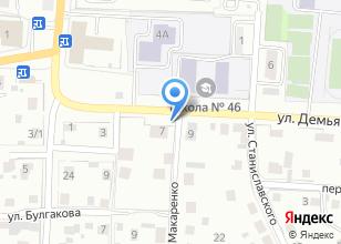 Компания «Угона.НЕТ» на карте