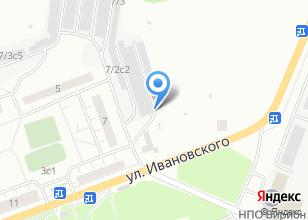 Компания «Папа Стекольщик» на карте