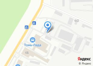 Компания «Еврокомплект» на карте