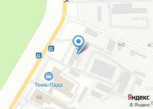 Компания «Нобелис» на карте