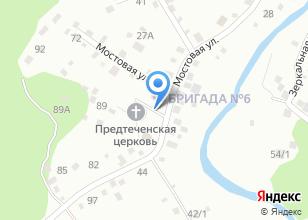 Компания «Приход храма Рождества Иоанна Предтечи» на карте