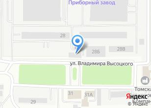 Компания «Трио фабрика мебели» на карте