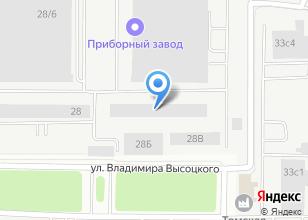 Компания «Давита мебель онлайн» на карте