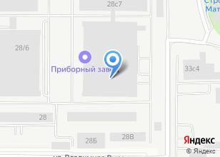 Компания «Томский приборный завод» на карте