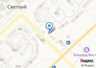 Компания «КлючМастер» на карте